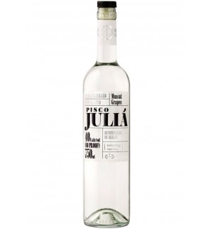 Pisco Juliá 40º 750cc