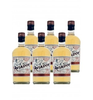 6x Pisco Aviador 36º 750cc